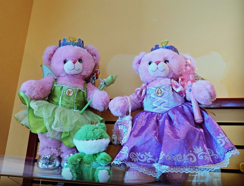 Build A Bear Disney Princess