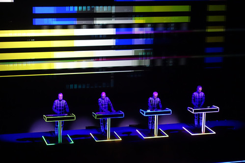 Kraftwerk live - Sydney Opera House Saturday 25/03/13 - 18