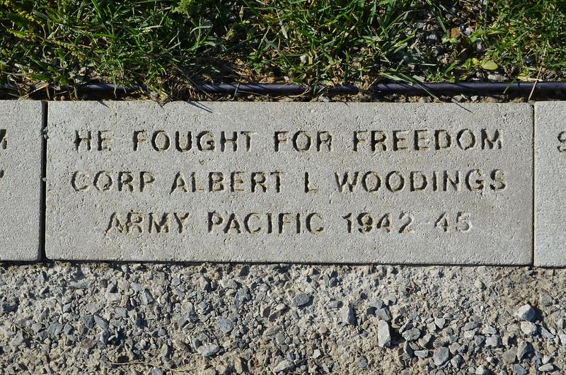 Woodings, Albert