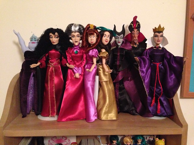 classic disney villains - photo #41
