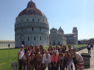 Team in Pisa!