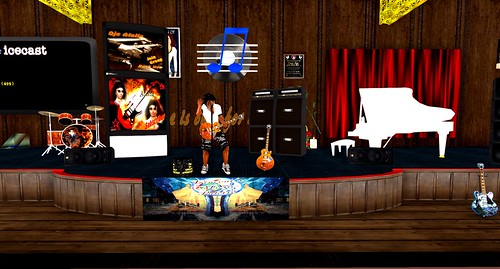 Dje playing at the Vicent's club up to 9am slt! by ZZ Bottom