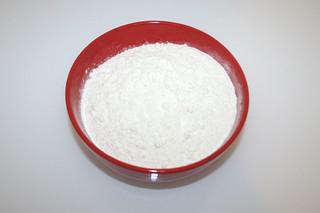 01 - Zutat Weizenmehl / Ingredient flour