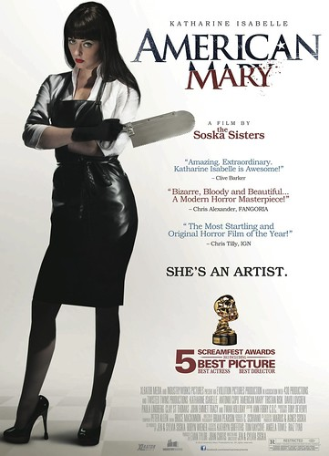 American Mary poster crop
