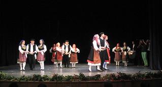 Χορεύοντας για τα 100 ομοσπονδία σερρών 9
