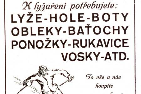 Historie lyžování v tisku