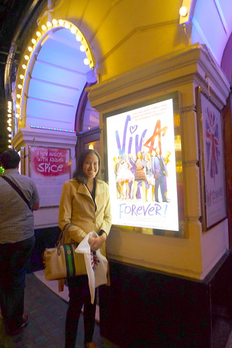 Viva Forever The Musical: Pinay Spice Girls fanatic spotted!