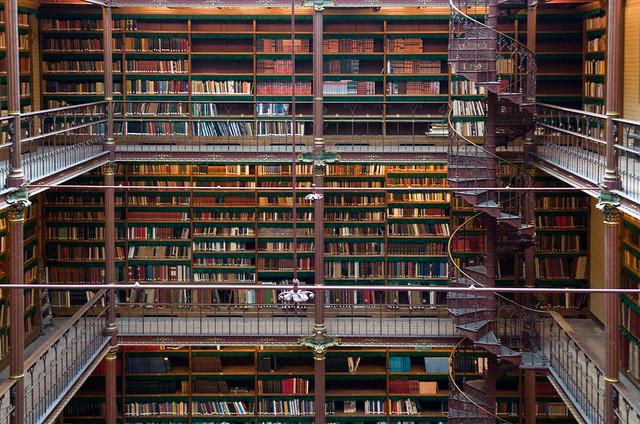 アムステルダム国立美術館 図書館