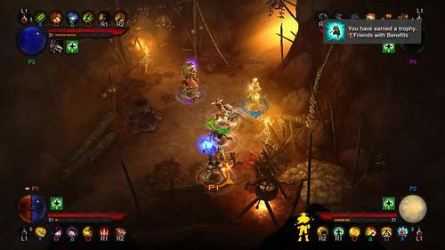 Diablo III on PS3