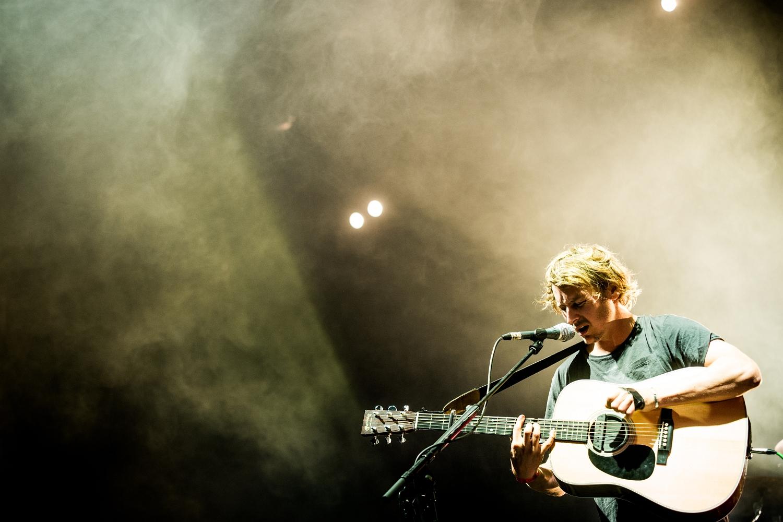 Ben Howard @ Rock Werchter 2013 (Jan Van den Bulck)