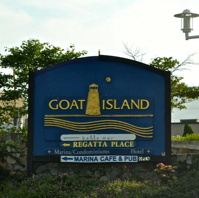 Hyatt in Newport, Rhode Island