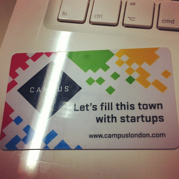 Campus London de Google en Londres
