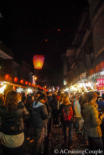 Lantern Festival Pingxi