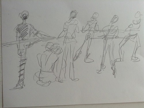Life Drawing Workshop@ENB