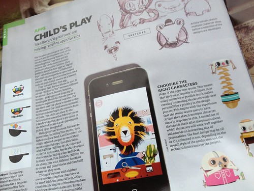 Toca Boca in the FT graphics issue