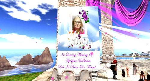 A memorial to some who made more for Sl live music then most! by ZZ Bottom