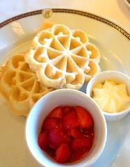 比利时早餐华夫饼干