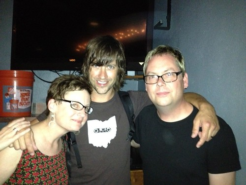 Mod Betty, Rhett Miller, Cliff Hillis