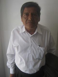 Bernardo Tineo, profesor de Lambayeque