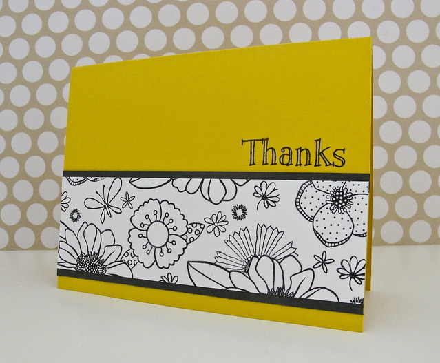 Thanks-Yellow