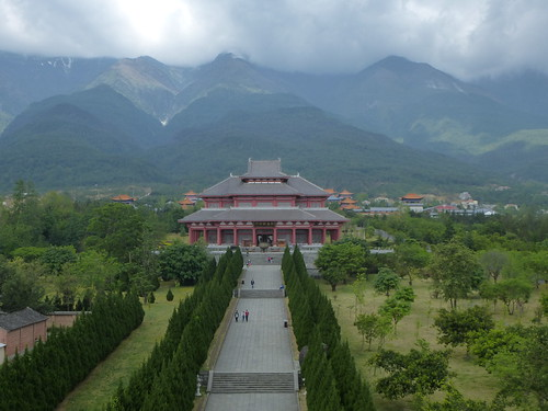 Yunnan13-Dali-2. Grande Cloche (8)