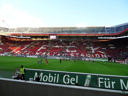 1. FC Kaiserslautern v Energie Cottbus, Bundesliga 2nd Div. at Fritz-Walter-Stadion