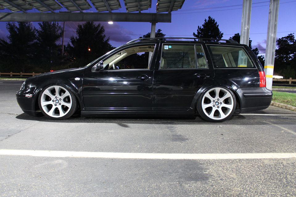 Vwvortex Com Fs Mk4 Jetta Wagon Bagged Vr6 5 Speed