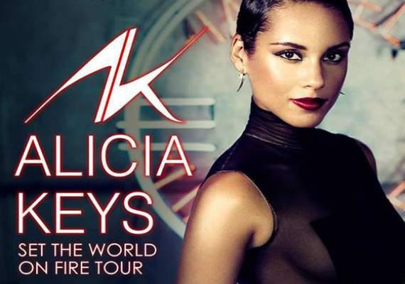 Set The World Alicia Keys