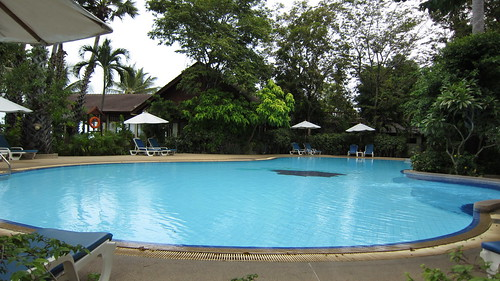 Koh Samui Paradise Beach Resort- Pool (2)
