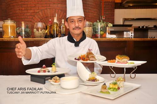 Tuscany MIGF JW Marriott Putrajaya 5