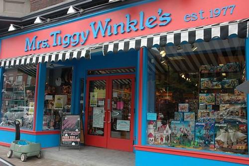 Bank Street Tiggywinkles
