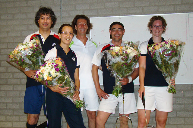 2011 Competitie huldiging