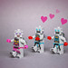 Robot Love by legojeff