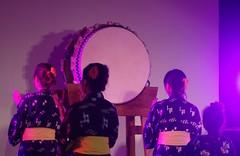 The London Okinawa Sanshinkai ロンドン沖縄三線会 - Brighton Japan Festival and Matsuri ブライ卜ン曰本フェステイバル祭