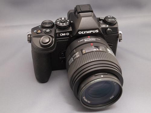 OLYMPUS OM-D E-M1 + ZUIKO DIGITAL ED 50mm F2.0 + MMF-3