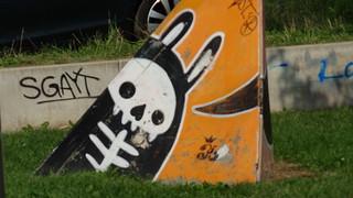 Zum Himmel die Blicke die Liebe Dir versunken Graffiti 0187