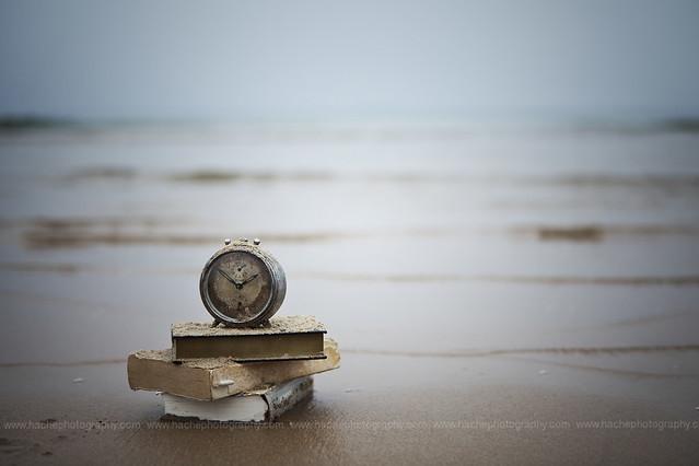 midiendo el tiempo en el mar del norte …