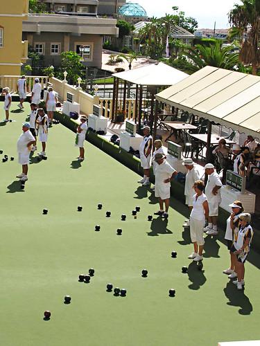 Tenerife Green Bowls