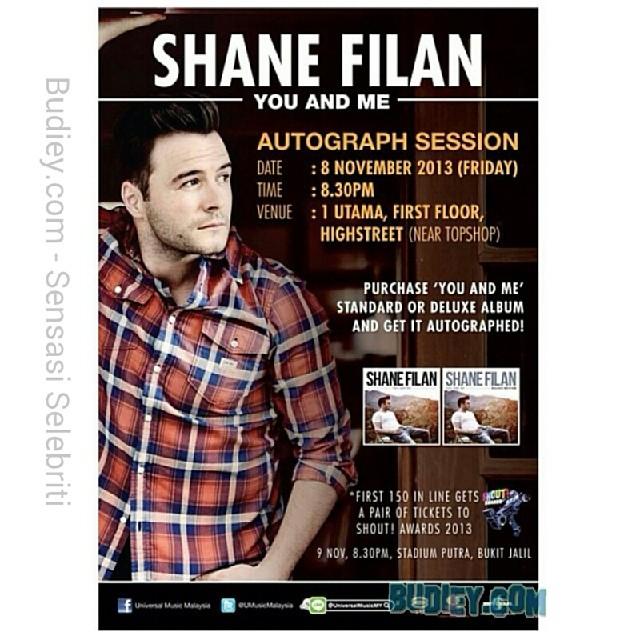 #Shoutawards2013 #meet #greet #Shanefilan