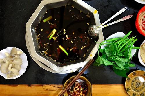 Yu Yue Men Leng Guo Yu Hot Pot Restaurant - Chengdu