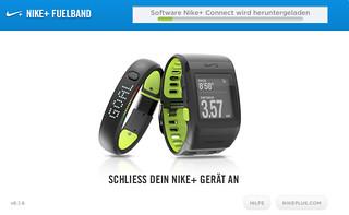 Nike+ FuelBand SE: Setup/Installation
