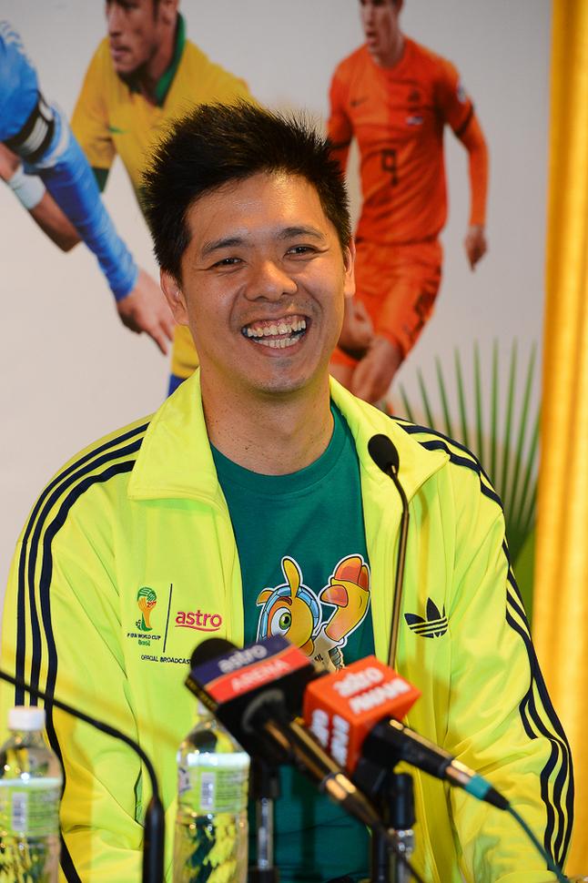 Astro Siar Perlawanan Piala Dunia Fifa 2014 Brazil