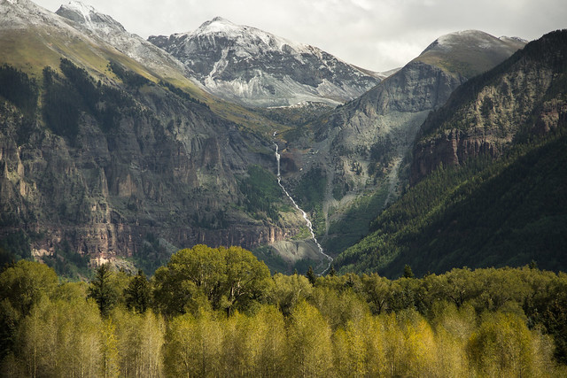 Telluride in Fall - Colorado