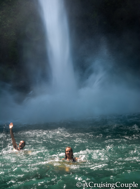 La Fortuna Waterfall Swim