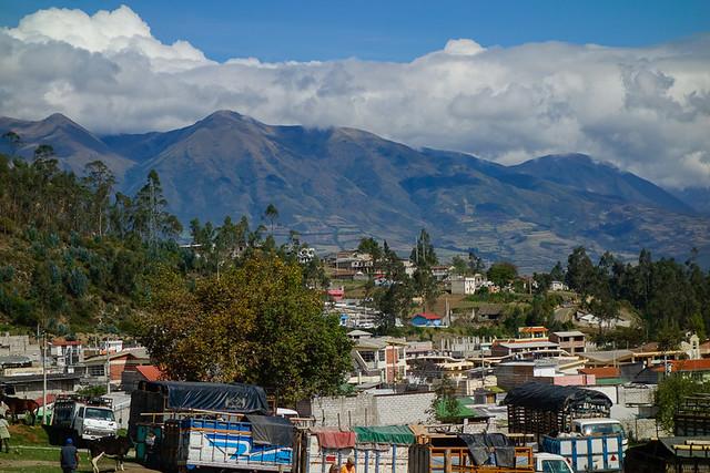 Otavalo Animal Market - Ecuador
