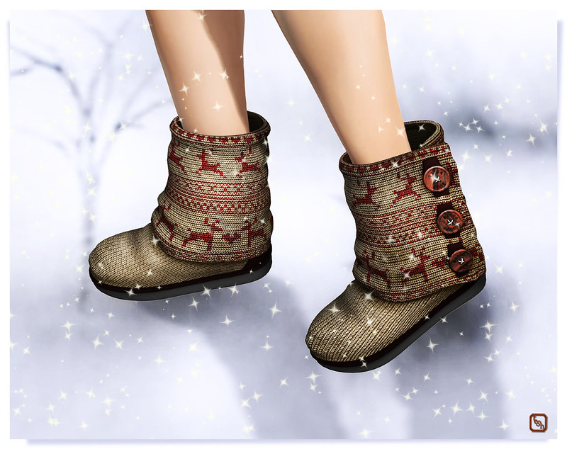 Shoetopia 2013: Cozy For Winter.