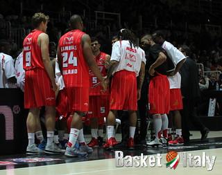 Olimpia Milano  squadra