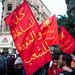 اشتراكيون ثوريون في ميدان طلعت حرب by Hossam el-Hamalawy حسام الحملاوي