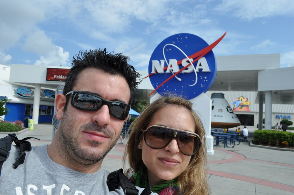 Entrada al complejo del Kennedy Space Center en Cabo Cañaveral (Florida) El último viaje del Transbordador Espacial desde Cabo Cañaveral - 11054601406 552e4e775f o - El último viaje del Transbordador Espacial desde Cabo Cañaveral