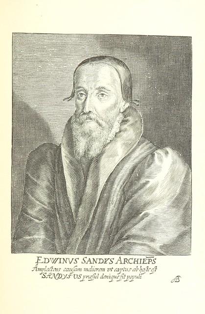 Edwin Sandys (1519 - 1588)